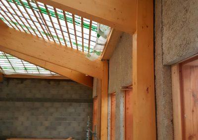 Préfabrication béton de chanvre