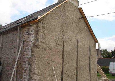 Restauration d'une longère