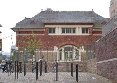 Maison de la Consommation et de l'Environnement (MCE à Rennes)