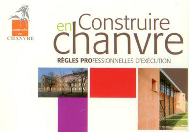 Règles professionnelles de la construction chanvre