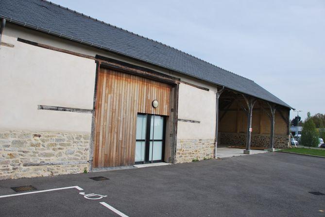 Restauration corps de ferme – Noyal-sur-Vilaine